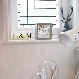 Sweeping Express Mantel Clock 16cm