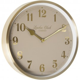Florrie Wall Clock Metal 25cm