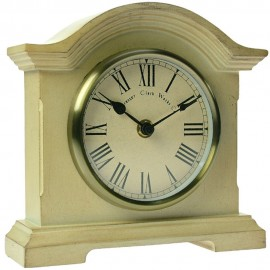 Falkenberg Cream Mantel Clock 18cm