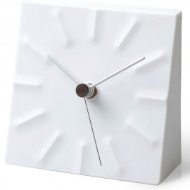 Tension Table Clock 11.6cm