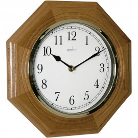 Richmond Wooden Wall Clock 29cm