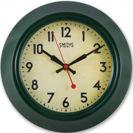 Smiths Sectric Wall Clock 25.5cm