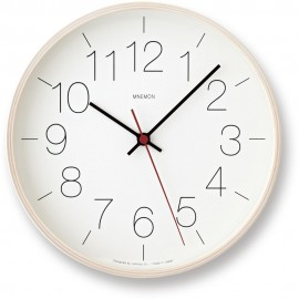 Mnemon Wall Clock 25.4cm