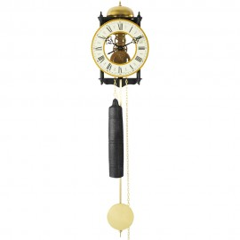 Alcester 8 Day Chain Driven Pendulum Clock 60.5cm