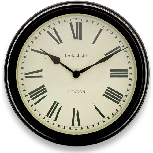 Lascelles London Wall Outdoor Clock 38cm