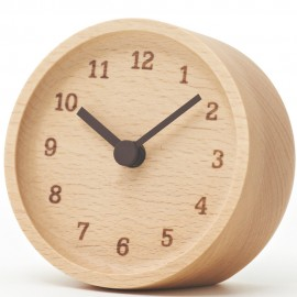 Muku Table Clock 8.6cm