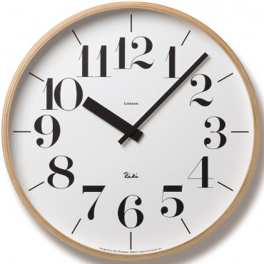 Large Riki Wall Clock 36.5cm