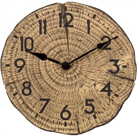 Tree Time Outdoor Wall Clock 30cm