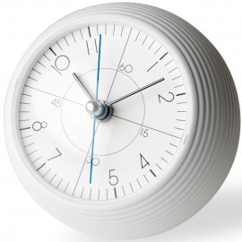 Earth Mantel Clock 10cm