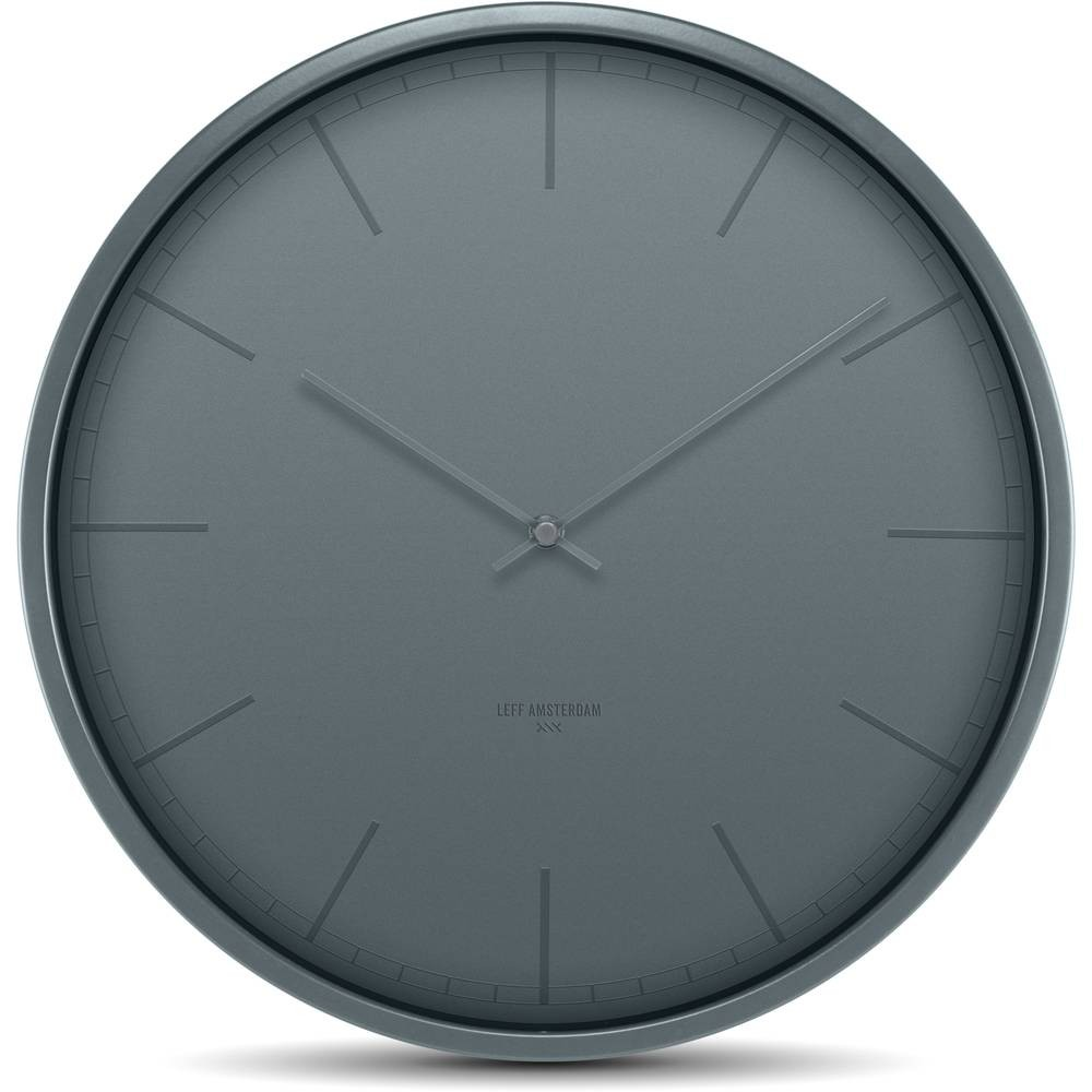 Tone Grey Wall Clock 35cm