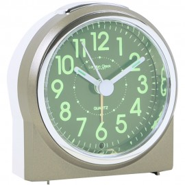 Small Luminious Display Analogue Alarm 9cm