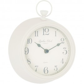 Harriet Wall Clock Cream 19.5cm