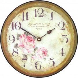 Florist Wall Clock 25.5cm or 36cm