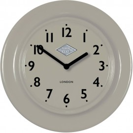Studio French Grey Wall Clock 25cm
