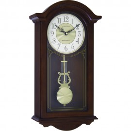 Traditional Pendulum Clock 49.5cm