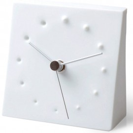 Fireworks Table Clock 11.6cm