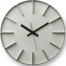 Large Edge Wall Clock 35cm