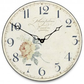 Angel Wall Clock 36cm