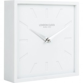 DYP Wall Clock White 18cm