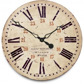 Glasgow Station Wall Clock 49cm
