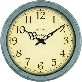 Cambridge Outdoor Wall Clock 36cm