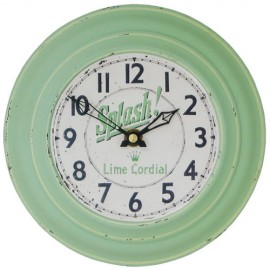 Splash Wall Clock 18.5cm