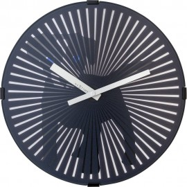 Dog Moving Wall Clock 30.5cm