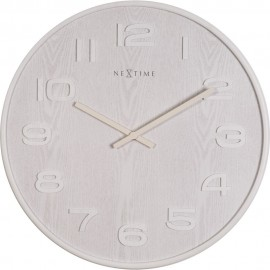 Wood Wood Wall Clock 35cm