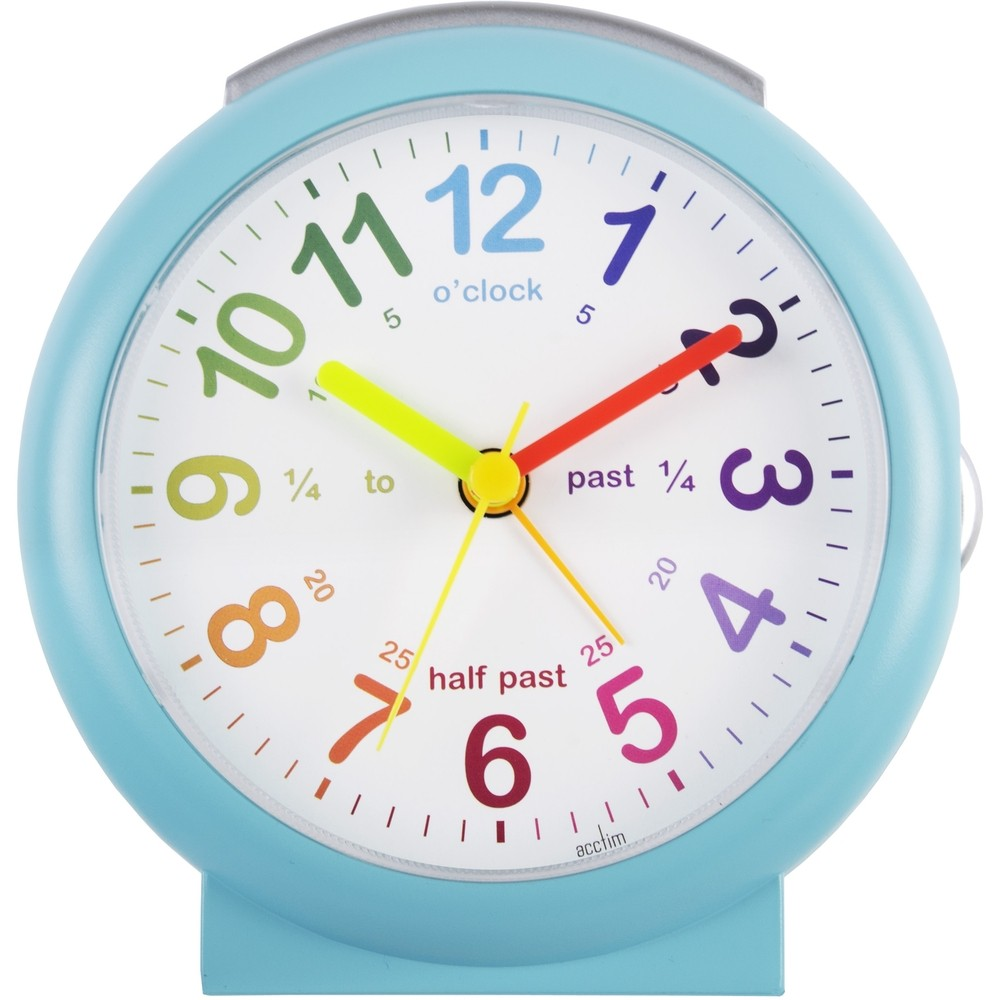 Lulu Time Teacher Alarm Clock 11cm