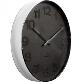 Mr Black Wall Clock 37.5cm