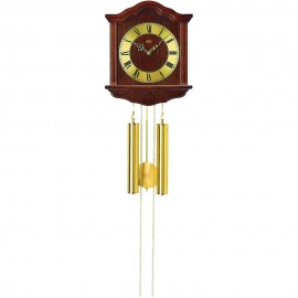 8 Day Chime & Strike Pendulum Clock 29cm