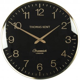 Greenwich Evening Gold Wall Clock 41cm