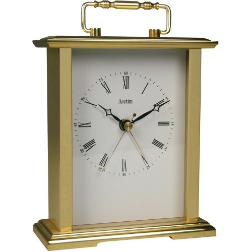 Gainsborough Gold Carriage Clock 17.3cm