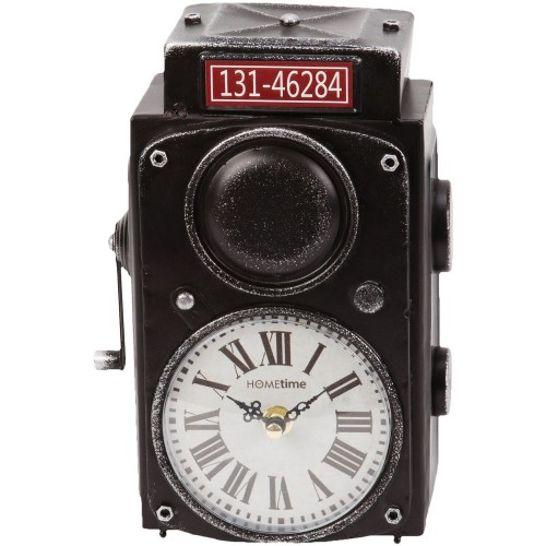 Mantel Clock Box Camera 16cm