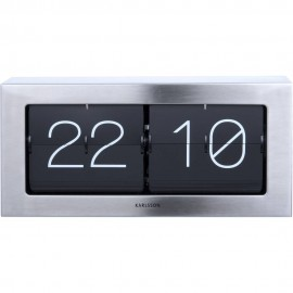 Flip Box Table Clock 37cm