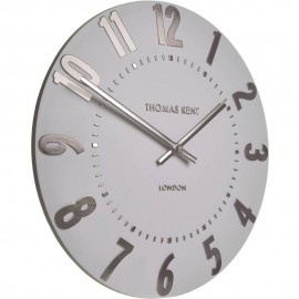 Mulberry Dusty Grape Wall Clock 30cm