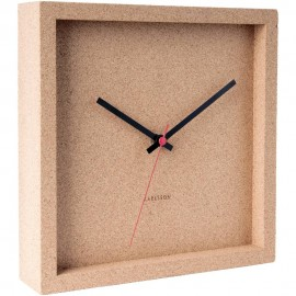 Franky Cork Wall Clock 25cm