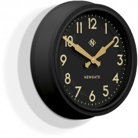 50's Electric Wall Clock 30cm