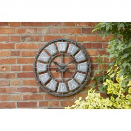 Lincoln Outdoor Wall Clock 61cm