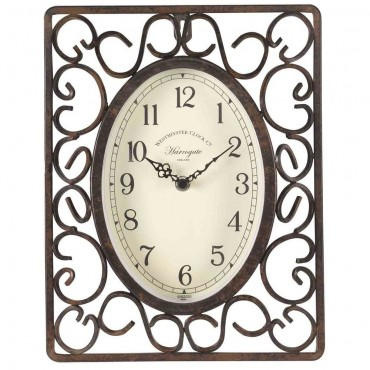 Harrogate Outdoor wall Clock 30cm
