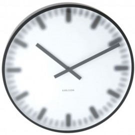Out Of Focus Wall Clock 38cm