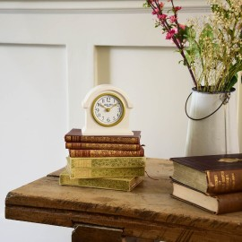 Grace Mantel Clock 12.5cm