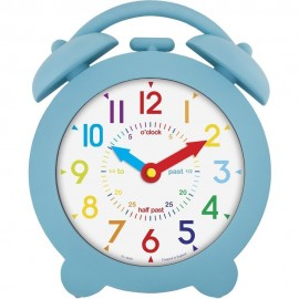 Bell Teach The Time Wall Clock 31cm