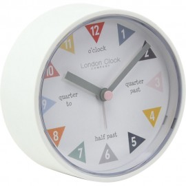 Tell The Time Alarm Clock 8.5cm