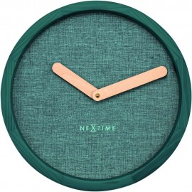 Calm Turquoise Wall Clock 30cm