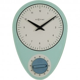 Hans Kitchen Timer Wall Clock 27.5cm