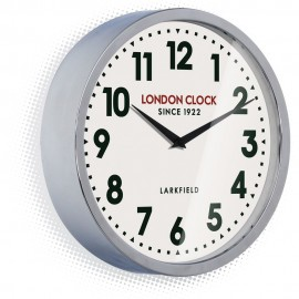 The Sterling Wall Clock 30cm