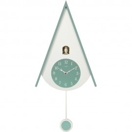 Isky Wall Clock With Cuckoo & Pendulum 61cm