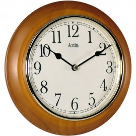 Maine Wooden Wall Clock 20.5cm