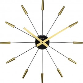 Plug Inn Wall Clock 58cm